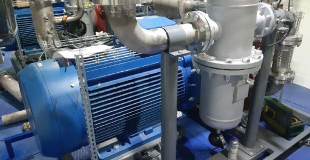 ЧКЗ начал производство винтовых безмасляных компрессоров