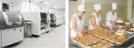 Электронная и пищевая промышленность