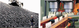 Угольная промышленность и лакокрасочное производство